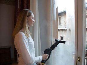 mycie okien parownicą